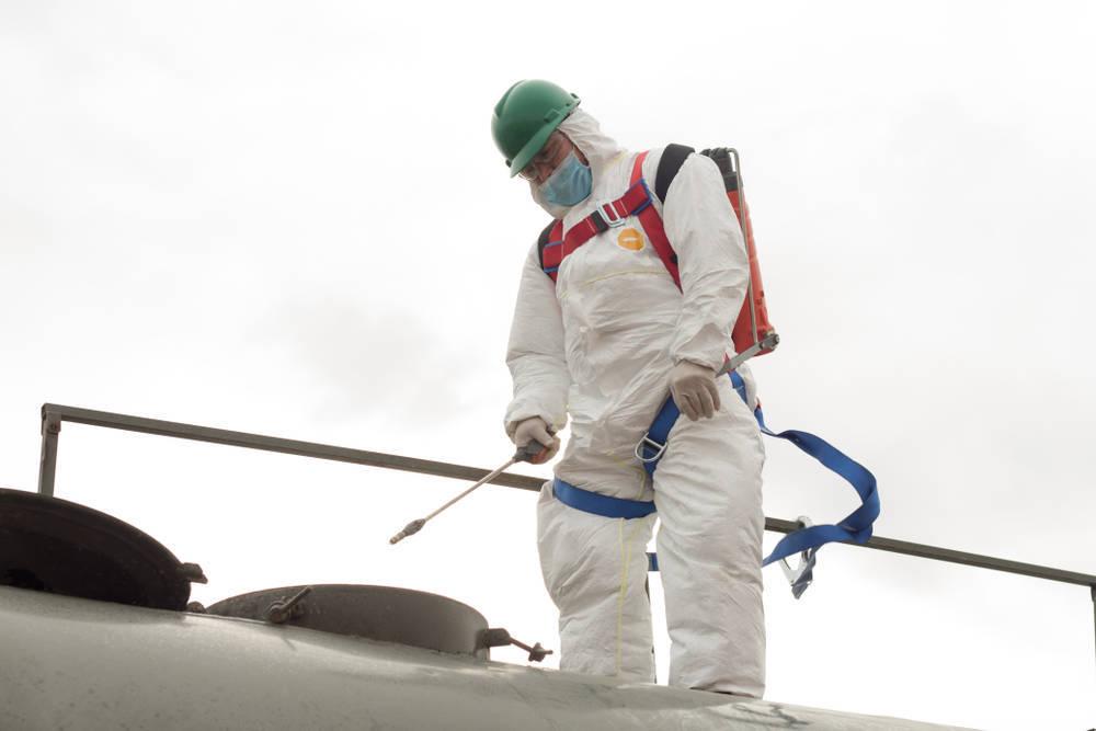 El control de plagas en fábricas y empresas