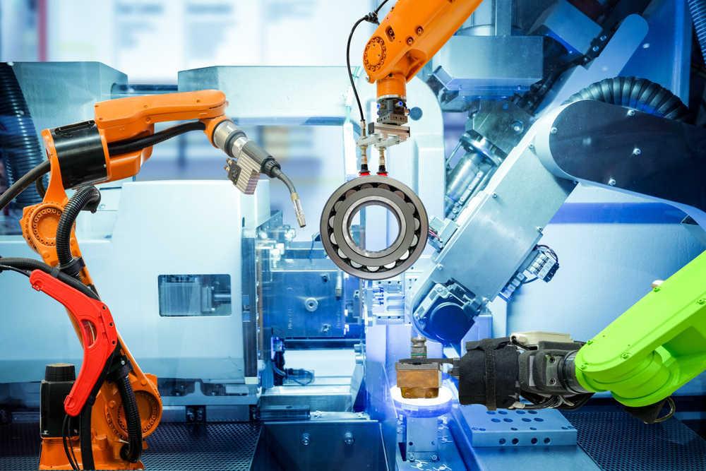 España compite con las fábricas extranjeras gracias a los robots industriales